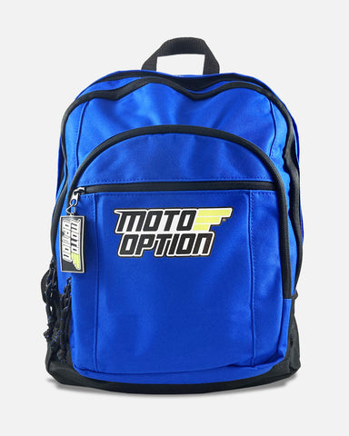 STACKED BACKPACK - BLUE