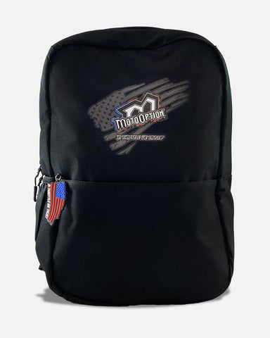 MERICA BACKPACK - BLACK