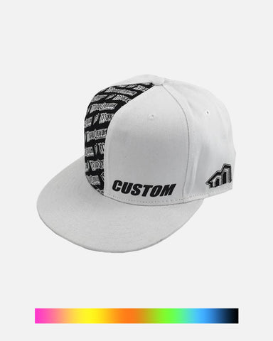 NEXT GEN PERSONALIZED FITTED HAT - WHITE