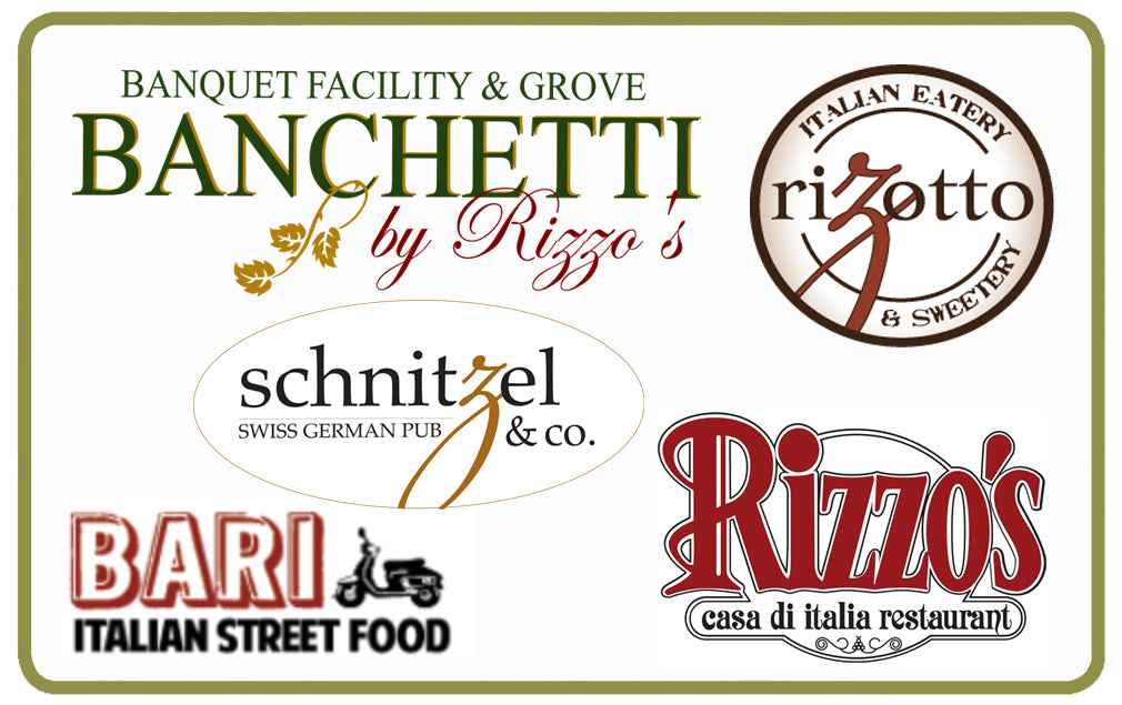 The Rizzo Family of Restaurants