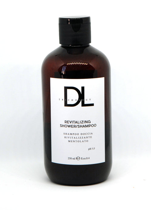 Revitalizing Shower/Shampoo
