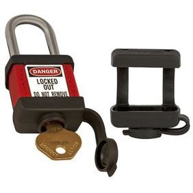 Extreme Environment Covers for Master Lock No. 410 and 406 Safety Padlocks, Bag of 12 - Industrial Labelling supplies