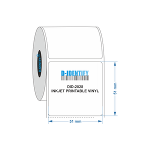 Vinyl Label 51x51 mm - Industrial Labelling supplies
