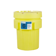 Screw top overpack drum 395L - Industrial Labelling supplies