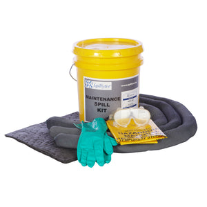 Grab an go spill kit 26L - Industrial Labelling supplies