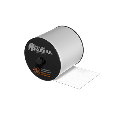 Reflective Industrial Grade Vinyl - Industrial Labelling supplies
