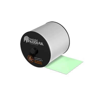 BoldGlo Phosphorescent Tape - Industrial Labelling supplies