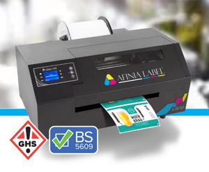 Afinia L502 Full color Industrial label printer - Industrial Labelling supplies