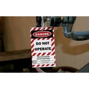 DuraTag™ LOTO Tags - Industrial Labelling supplies