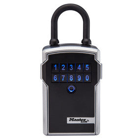Bluetooth Key Lock Box - Select Access® Smart - Shackle - Industrial Labelling supplies
