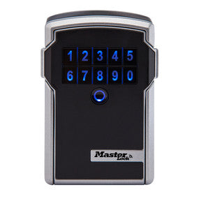 Bluetooth Key Lock Box - Select Access® Smart - Wall Mount - Industrial Labelling supplies