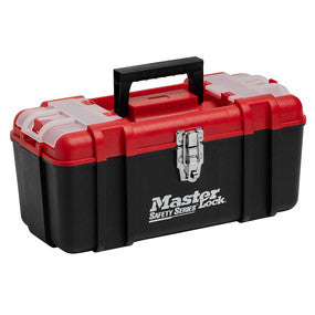 43,2cm personal lockout toolbox, unfilled S1017