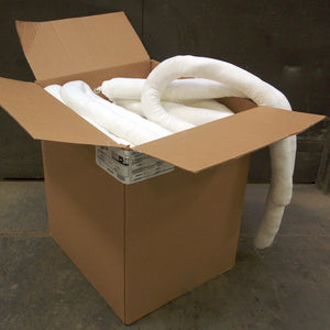 Absorbent SOCK OIL ONLY 7,6 x 122 cm - Industrial Labelling supplies