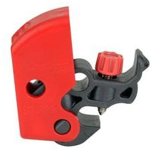 S2394 Miniature circuit breaker lockout, tool free universal fit - Industrial Labelling supplies