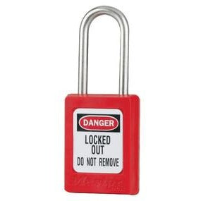 S31 Zenex™ thermoplastic safety padlock - Industrial Labelling supplies