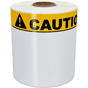 DLP300 Arc-flash and health and safety labels - Industrial Labelling supplies