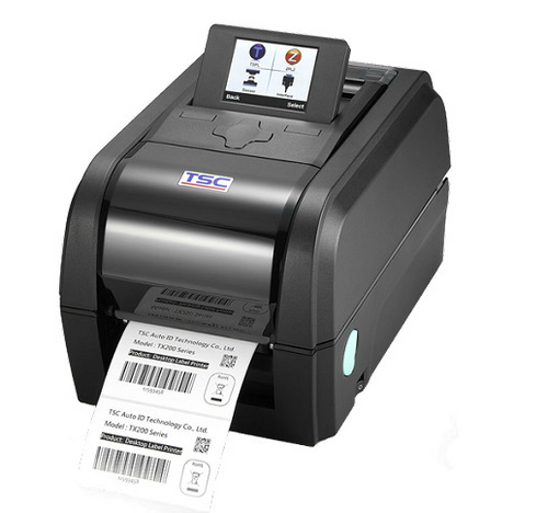 TSC TX200 Series Thermal Transfer printer - Industrial Labelling supplies