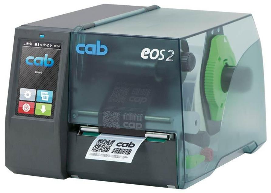 CAB EOS2 Thermal Transfer printer - Industrial Labelling supplies