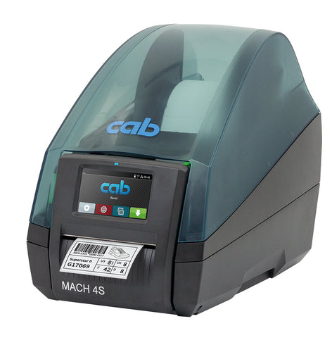 CAB Mach 4S Industrial Label printer - Industrial Labelling supplies