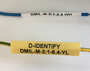 DMIL-M-3:1-3.2-1K-WH - Industrial Labelling supplies