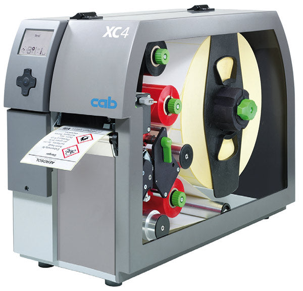CAB SX4/SX6 Two Color Industrial Label printer - Industrial Labelling supplies