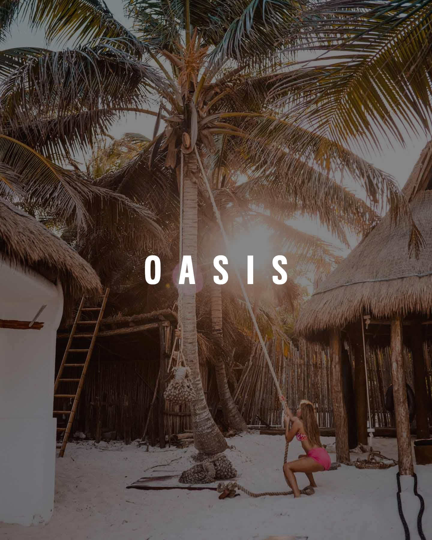 Oasis Pack - Pixuls