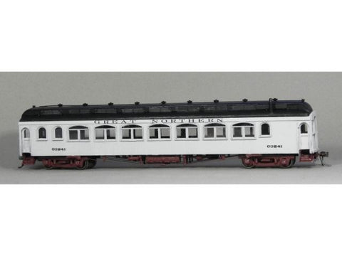 GN Oriental Limited 14 Section Tourist Sleeper kit - HO Scale