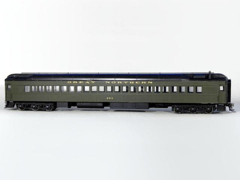 GN First Class Coach - HO Scale