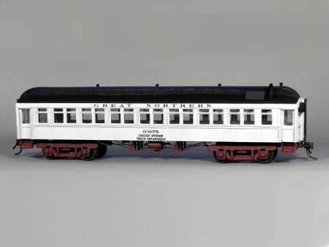GN Wood Outfit Car #03175 - HO Scale