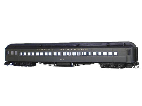 GN Second Class Coach - HO Scale