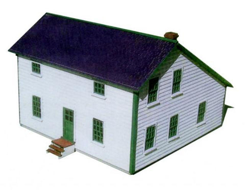 Section House - N Scale