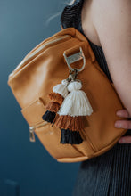 Load image into Gallery viewer, Mini Tassel Keychain