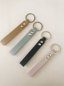 Key Straps (gold hardware)