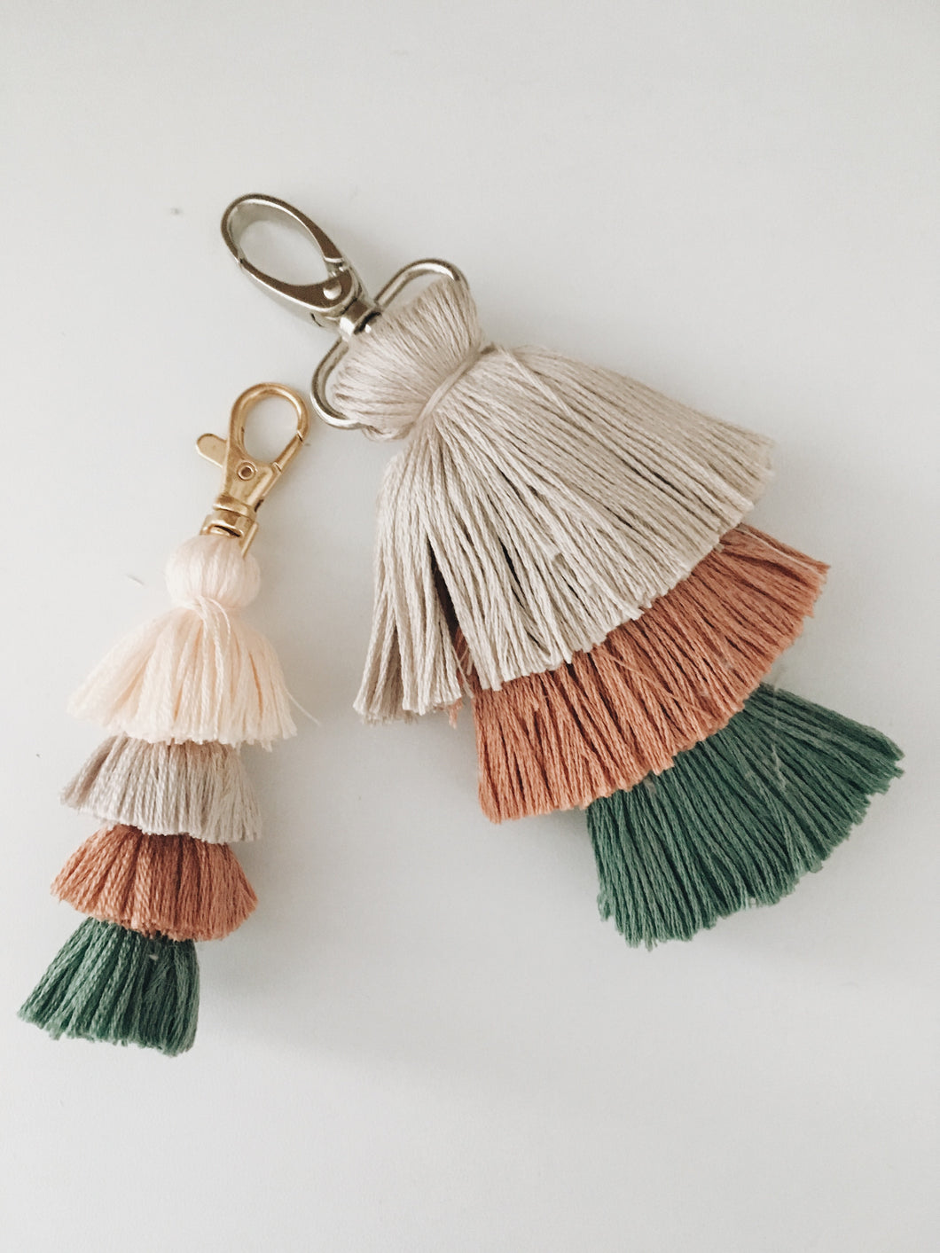 Mermaid Tassels