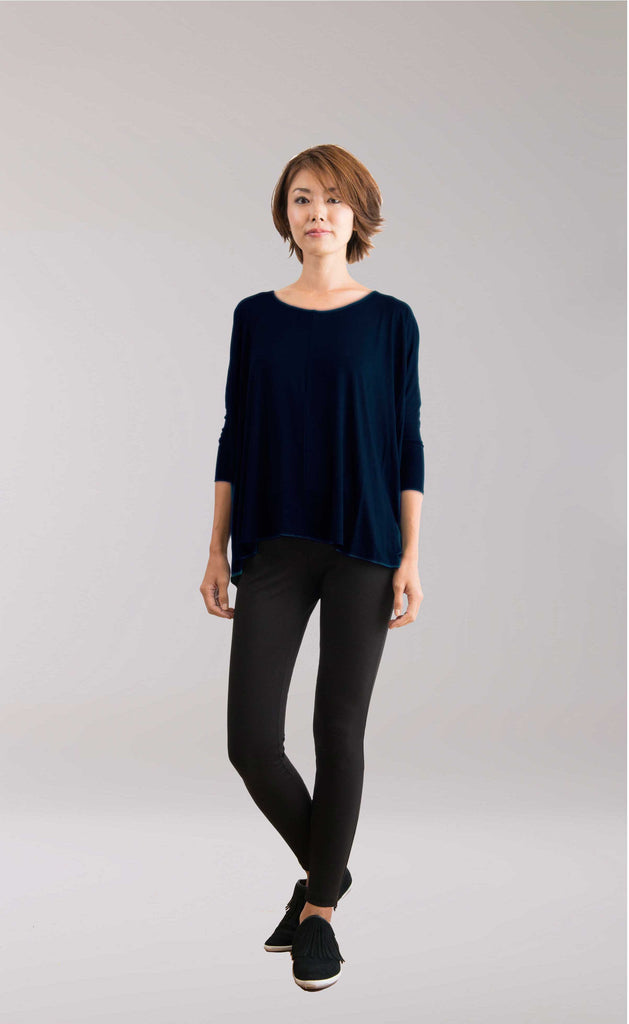 Raynelle Top Navy
