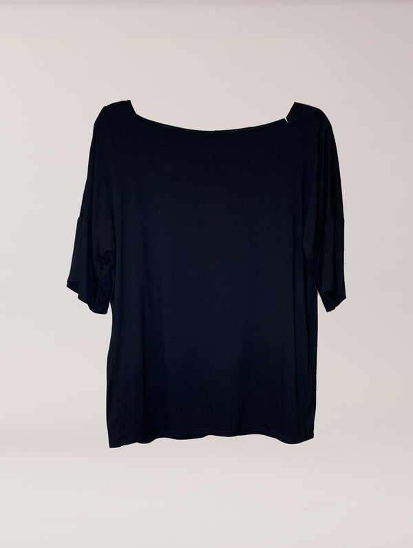 Carly Top Black