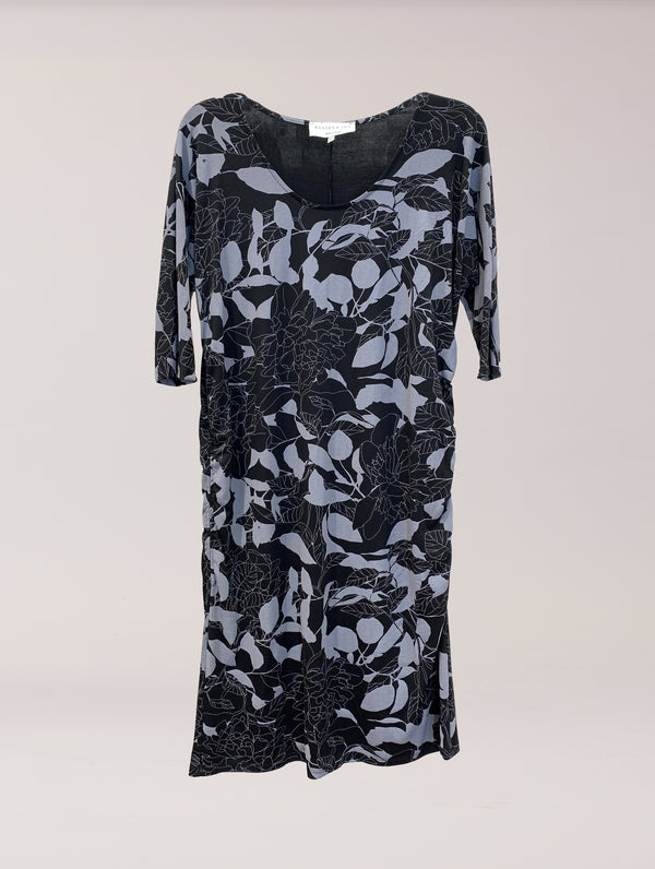 Addi Dress New Moon Floral