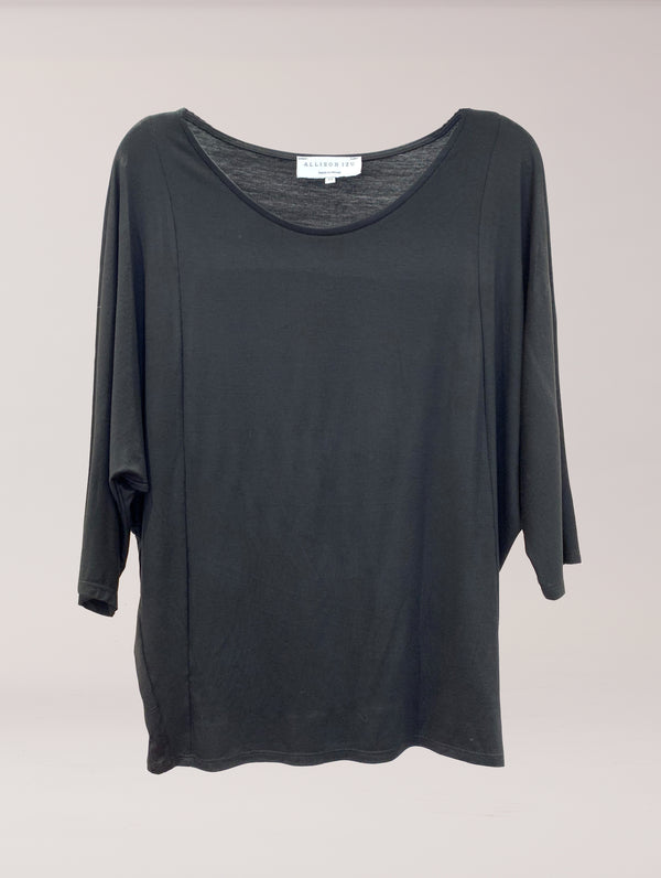Nola Top Black