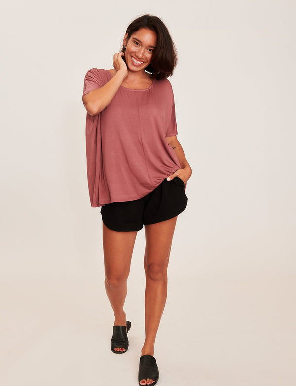 Joanna Top Mauve