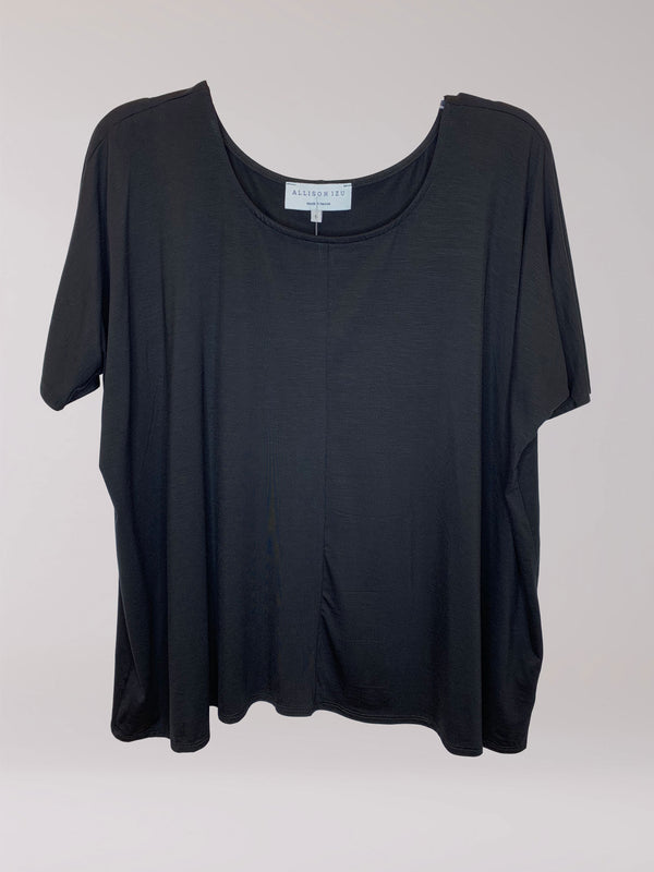 Joanna Top Black