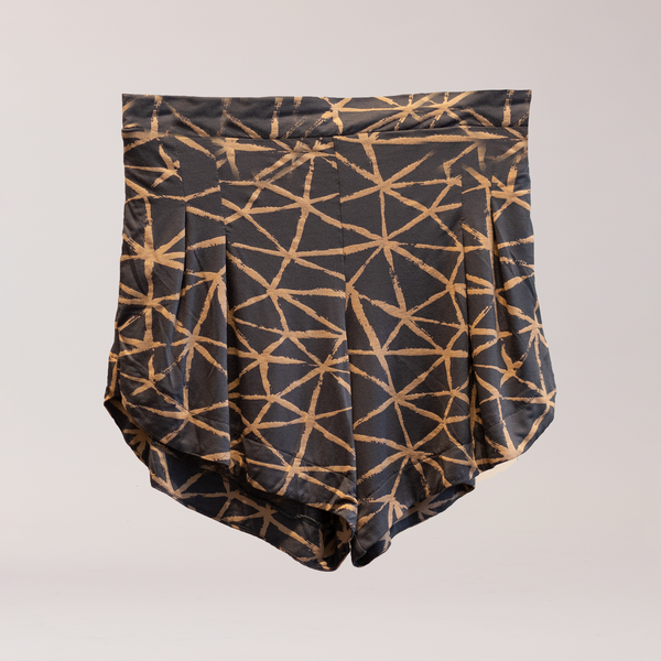 FINAL SALE - Diamond Head Short Gold Fissure