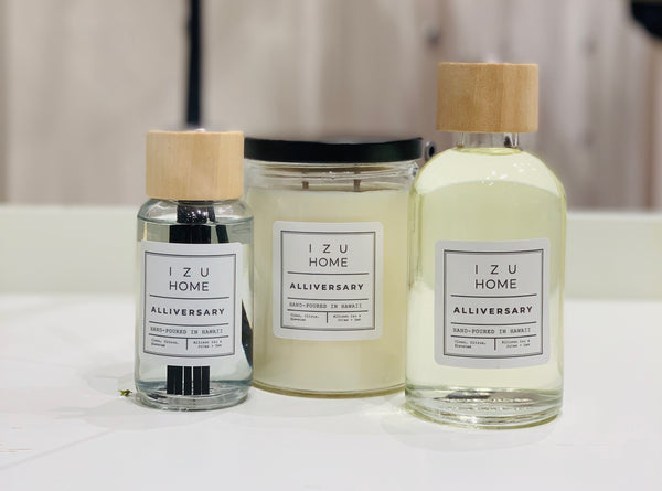 Izu Home Fragrances