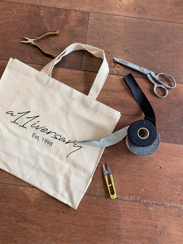 Limited Edition Alliversary Tote Bag