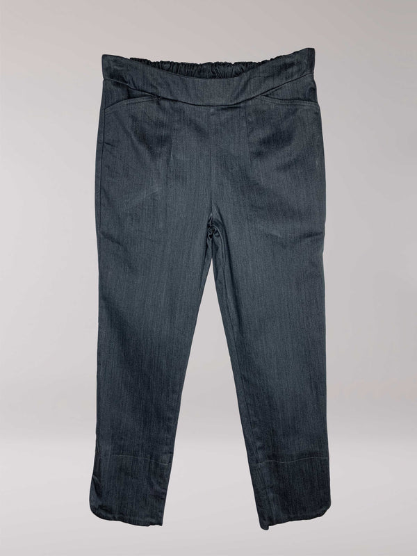 Kiki Pant Grey Mirage Denim