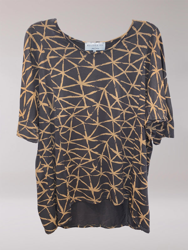 FINAL SALE - Misa Top Gold Fissure