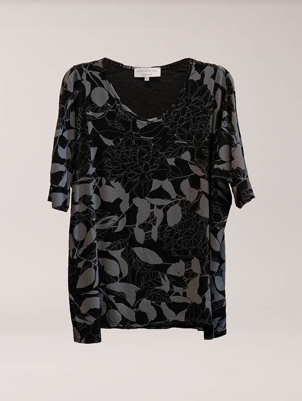 Misa Top New Moon Floral