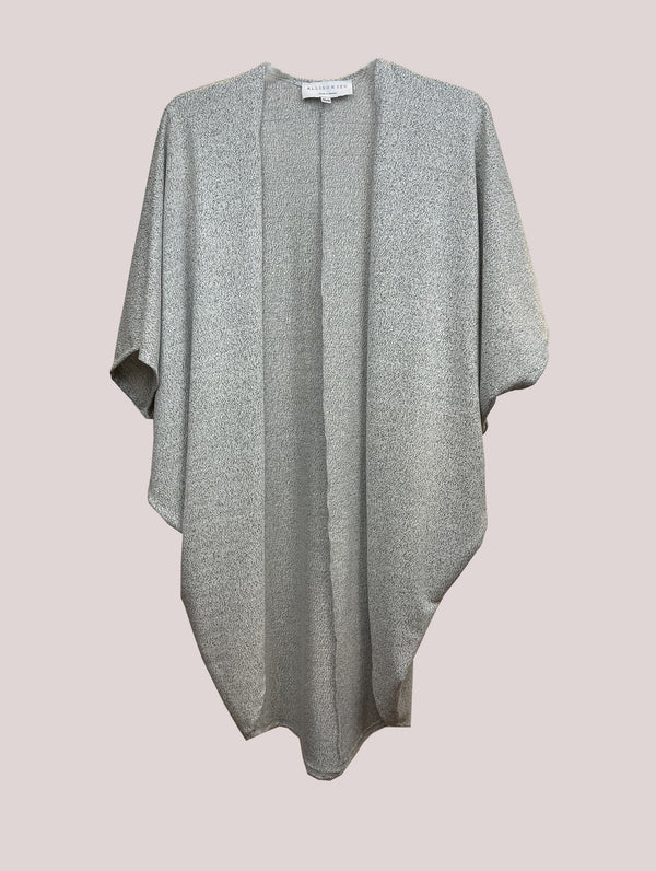 Norah Cover Up Multi. Grey