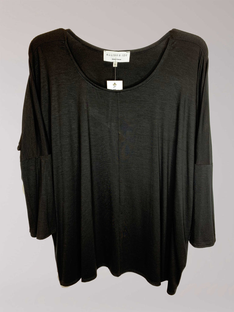 Raynelle Top Black