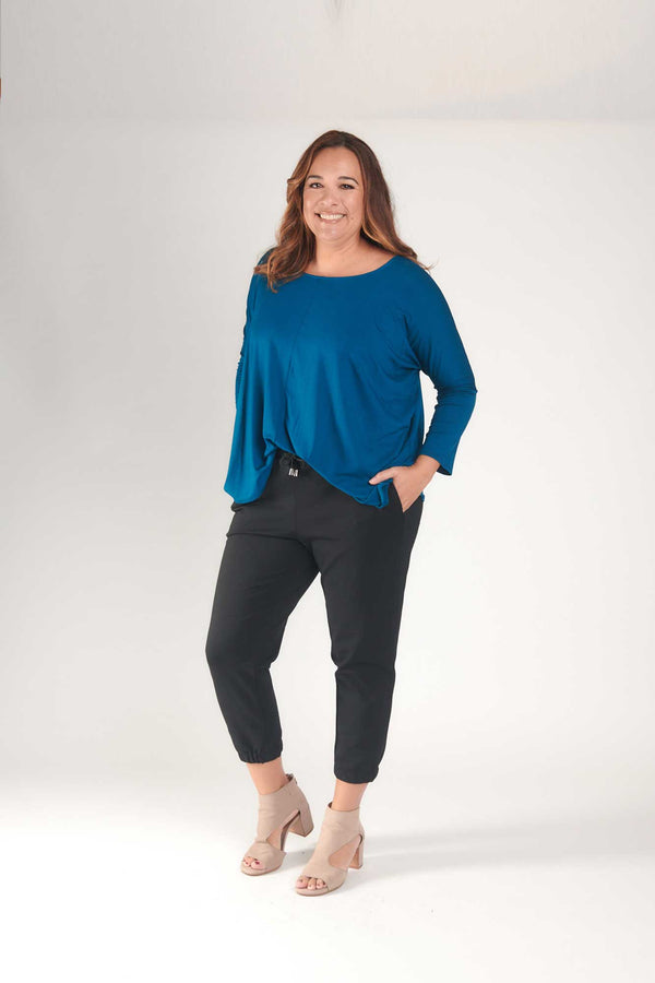 Raynelle Top Teal