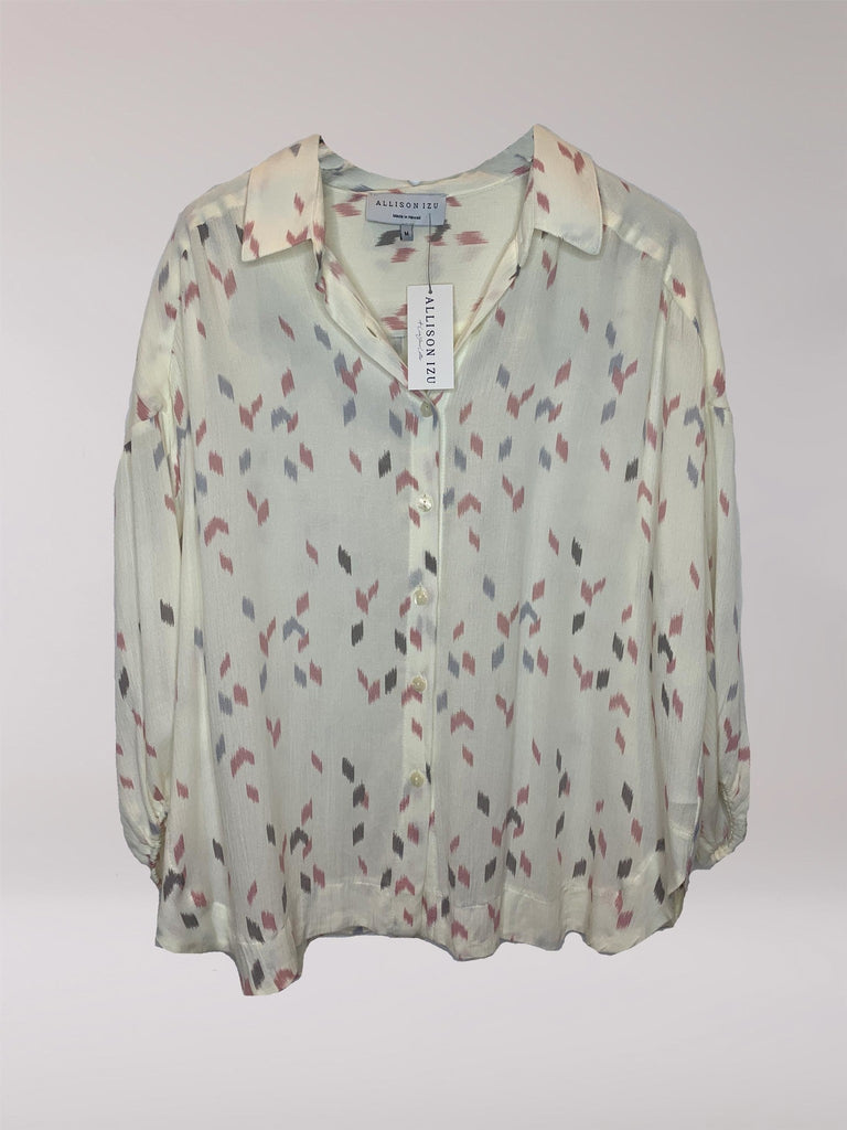 Bobbi Top Geo Floral